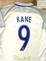 2016/17 England Home Football Shirt Kane #9 (S)