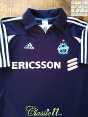 1999/00 Marseille Away Football Shirt (S)