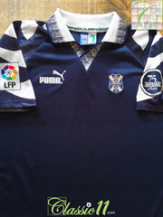 1997/98 Tenerife Away La Liga Football Shirt (L)