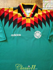 1994/95 Germany Away Football Shirt (L)
