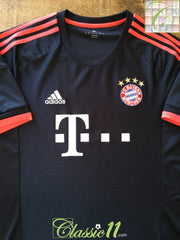 2015/16 Bayern Munich 3rd Football Shirt (XL)