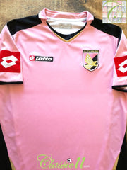 2007/08 Palermo Home Football Shirt (L)