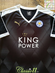 2015/16 Leicester City Away Football Shirt (L)