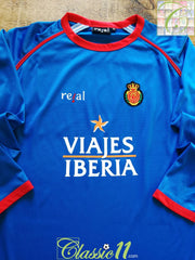 2006/07 RCD Mallorca 3rd Football Shirt. (XL)