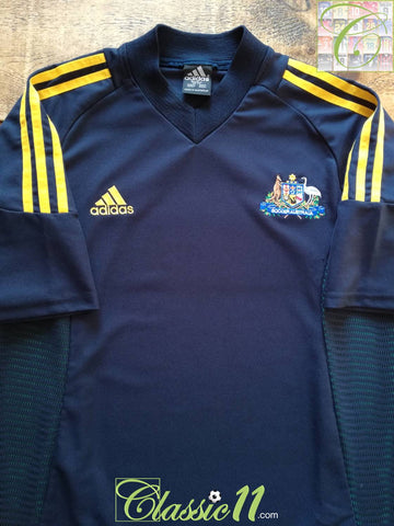 2002/03 Australia Away Football Shirt (S)