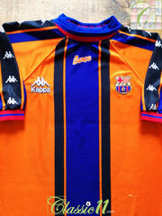 1997/98 Barcelona Away Football Shirt (XL)