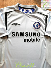 2005/06 Chelsea Away Football Shirt (XL)