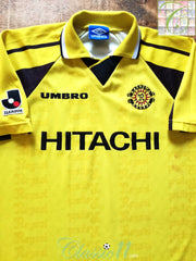 1997 Kashiwa Reysol Home J. League Football Shirt (L)