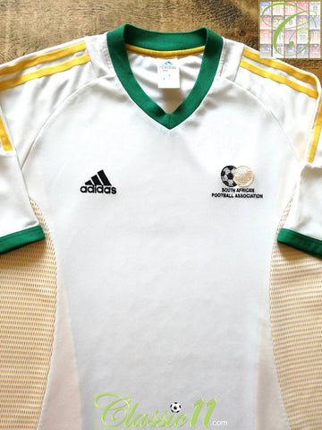 2002/03 South Africa Home Football Shirt (L)