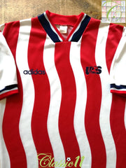 1994 USA Home Football Shirt (L)