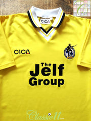 1997/98 Bristol Rovers Away Football Shirt (S)