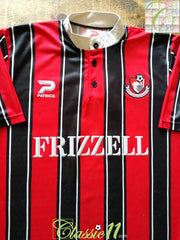1996/97 Bournemouth Home Football Shirt (M)