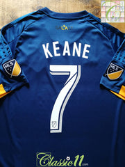 2015 LA Galaxy Away MLS Football Shirt Keane #7 (XL)