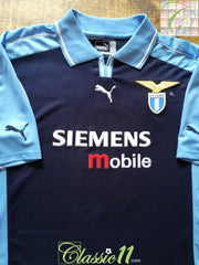 2001/02 Lazio 3rd Football Shirt (M)