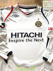 2009 Kashiwa Reysol Away J. League Football Shirt. (S)