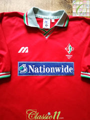 1997/98 Swindon Town Home Football Shirt (L)