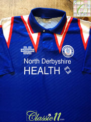 1994/95 Chesterfield Home Football Shirt (XL)