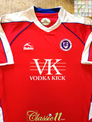2008/09 Chesterfield Away Football Shirt (S)