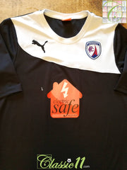 2013/14 Chesterfield Away Football Shirt (M)