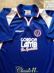2003/04 Chesterfield Home Football Shirt (M)