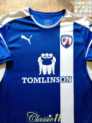 2016/17 Chesterfield Home Football Shirt (M)