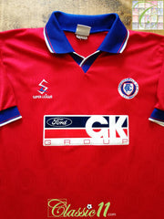 1997/98 Chesterfield Away Football Shirt (L)
