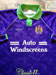 1994/95 Bristol City Away Football Shirt (L)