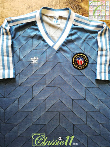 1986 USA Away Football Shirt (M)