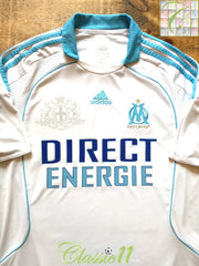 2008/09 Marseille Home Football Shirt (M)