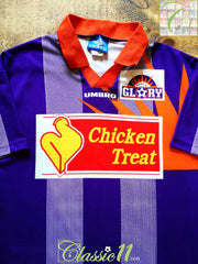 1996/97 Perth Glory Home Football Shirt (Y)