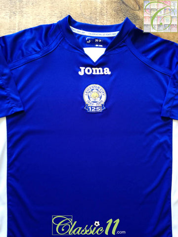 2009/10 Leicester City '125 Years' Home Football Shirt (XL)