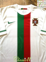 2010/11 Portugal Away Football Shirt (XL)