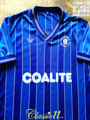 1986/87 Chesterfield Home Football Shirt (L)