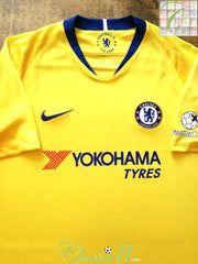 2018/19 Chelsea Away Football Aid Shirt (XL)