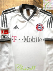 2002/03 Bayern Munich Away Bundesliga Football Shirt (S)