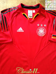 2004/05 Germany 3rd Football Shirt (S)