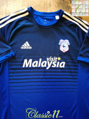 2015/16 Cardiff City Home Football Shirt (L)