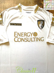 2014/15 Bournemouth Away Football Shirt (M)