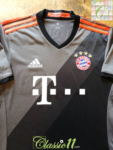 2016/17 Bayern Munich Away Football Shirt (S)