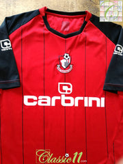 2010/11 Bournemouth Home Football Shirt (M)