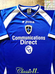 2006/07 Cardiff City Home Football Shirt (M)