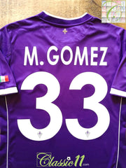 2014 Fiorentina Coppa Italia Final Football Shirt (Y)