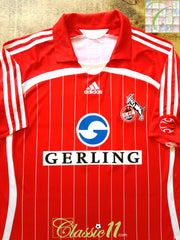 2006/07 1. FC Koln Home Football Shirt (XL)