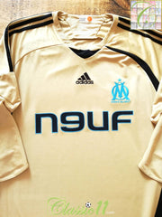 2008/09 Marseille 3rd Football Shirt (XL)