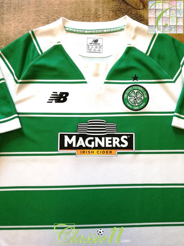 2015/16 Celtic Home Football Shirt (3XL)