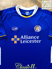 2005/06 Leicester City Home Football Shirt (M)