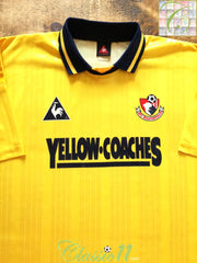 1995/96 Bournemouth Away Football Shirt (XXL)