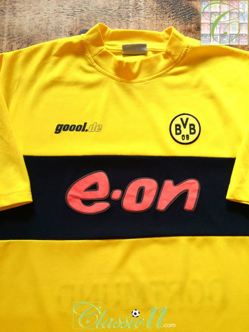 2002/03 Borussia Dortmund Home Football Shirt (XL)