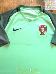2016/17 Portugal Away Football Shirt (L)