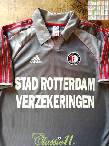 1999/00 Feyenoord Away Football Shirt (S)